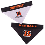 CIN-3217 - Cincinnati Bengals - Home and Away Bandana