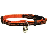 CIN-5010 - Cincinnati Bengals - Cat Collar