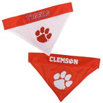 CL-3217 - Clemson Tigers - Home and Away Bandana