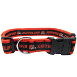 CLE-3036-XL - Cleveland Browns Extra Large Dog Collar