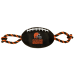 CLE-3121 - Cleveland Browns - Nylon Football Toy