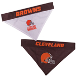 CLE-3217 - Cleveland Browns - Home and Away Bandana