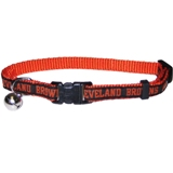 CLE-5010 - Cleveland Browns - Cat Collar