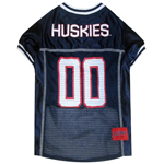 CT-4006 - Connecticut Huskies - Football Mesh Jersey