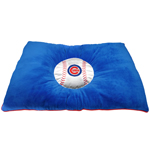 CUB-3188 - Chicago Cubs - Pet Pillow Bed