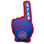 CUB-3277 - Chicago Cubs - No. 1 Fan Toy