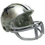 DAL-8012 - Dallas Cowboys - Fish Tank Helmet Ornament