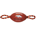 DEN-3084 - Pebble Grain Football Toy