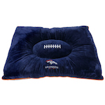 DEN-3188 - Denver Broncos - Pet Pillow Bed