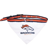 DEN-4005 - Denver Broncos - Pet Collar Bandana