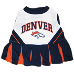 DEN-4007 - Denver Broncos - Pet Cheerleader