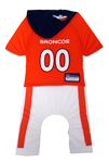 DEN-4050 - Denver Broncos - Pet Onesie