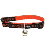 DEN-5010 - Denver Broncos - Cat Collar
