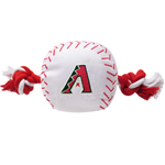 DMB-3105 - Arizona Diamondbacks - Nylon Baseball Toy