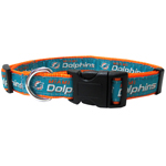 DOL-3036 - Miami Dolphins - Dog Collar