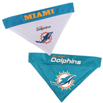 DOL-3217 - Miami Dolphins - Home and Away Bandana