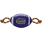 FL-3121              - Florida Gators - Nylon Football Toy