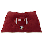FSU-3188 - Florida State Seminoles - Pet Pillow Bed