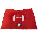 GA-3188 - Georgia Bulldogs - Pet Pillow Bed
