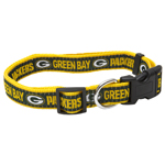 GBP-3036 - Green Bay Packers - Dog Collar