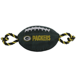 GBP-3121 - Green Bay Packers - Nylon Football Toy