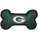 GBP-3248 - Green Bay Packers - Nylon Bone Toy
