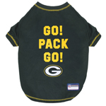 GBP-4075 - Green Bay Packers - Go Pack Go Tee