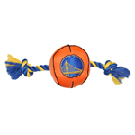 GSW-3105 - Golden State Warriors - Nylon Basketball Toy