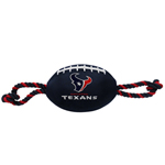 HOU-3121 - Houston Texans - Nylon Football Toy
