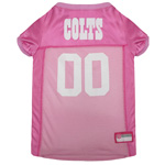 INC-4019 - Indianapolis Colts - Pink Mesh Jersey