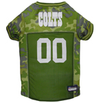 INC-4060 - Indianapolis Colts - Mesh Camo Jersey