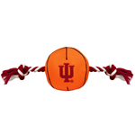 IND-3105 - Indiana Hoosiers - Nylon Basketball Toy