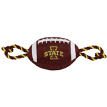 IS-3121 - Iowa State Cyclones - Nylon Football Toy