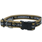 JAC-3036-XL - Jacksonville Jaguars Extra Large Dog Collar