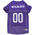 KS-4006 - Kansas State Wildcats - Football Mesh Jersey