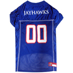 KU-4006 - University of Kansas Jayhawks Football Mesh Jersey