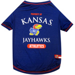 KU-4014 - University of Kansas Jayhawks - Tee Shirt