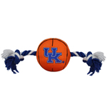 KY-3105 - Uni. of Kentucky Wildcats - Nylon Basketball Toy