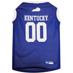 KY-4020 - University of Kentucky - Basketball Mesh Jersey