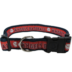 LAA-3036-XL - Los Angeles Angels Extra Large Dog Collar