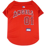 LAA-4006 - Los Angeles Angels - Baseball Jersey