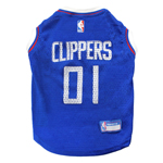 LAC-4047 - Los Angeles Clippers - Mesh Jersey