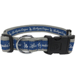 LAD-3036-XL - Los Angeles Dodgers Extra Large Dog Collar