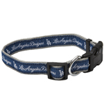 LAD-3036 - Los Angeles Dodgers - Dog Collar