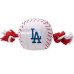 LAD-3105 - Los Angeles Dodgers - Nylon Baseball Toy