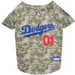 LAD-4060 - Los Angeles Dodgers - Mesh Camo Jersey