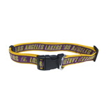 LAK-3036 - Los Angeles Lakers - Dog Collar