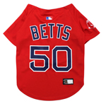 MB-4006 - Mookie Betts - Baseball Jersey