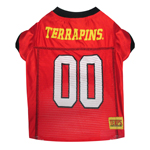 MD-4006 - Maryland Terrapins - Football Mesh Jersey