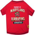 MD-4014 - Maryland Terrapins - Tee Shirt